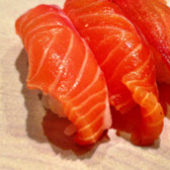 smoked salmon sushi-crop-u977